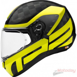 R2 CARBOM Cubature Yellow