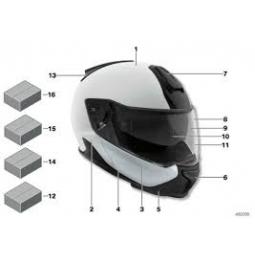 Vetranie System 7 prilby...