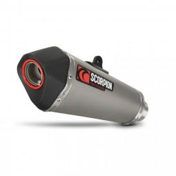 CB500F/X 13-15 Slip-on - titan