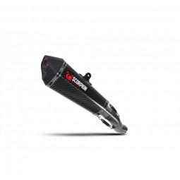 CB500F/X 16-18 Slip-on...
