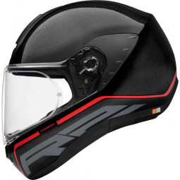 R2 CARBON Stroke Red