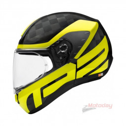 R2 CARBON Cubature Yellow