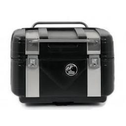 Gobi vrchný kufor H&B black...