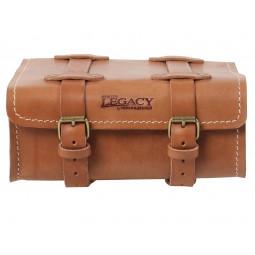 Legacy Zadná taška malá hnedá