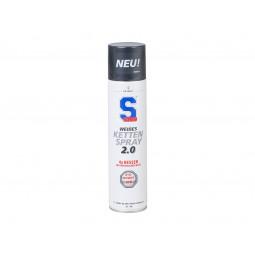 S100 Spray na reťaz 400ml -...