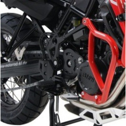 F800GS ochrana motora červená