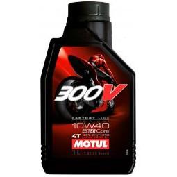 300V FACTORY LINE 10W-40 4T 1L
