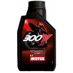300V FACTORY LINE 15W-50 4T 1L