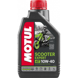 SCOOTER EXPERT 4T 10W-40 MB