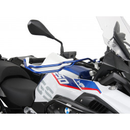 R1250GS ochrana rukovätí modrá