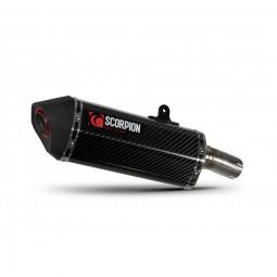 CB1000R 18-20 Slip-on carbon