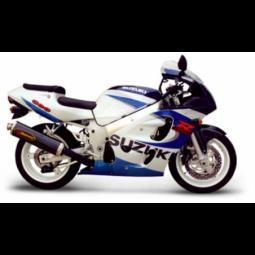 Suzuki GSX-R 750 Slip-On...