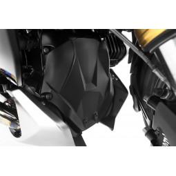 kryt motora predný - čierny