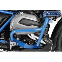 ochranný rám motora - modrý