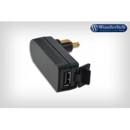 Zásuvka - redukcia USB