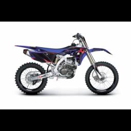 Yamaha YZ 450 F graficky...
