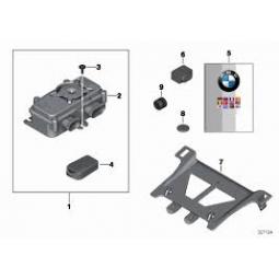 Alarm BMW Motorrad - držiak