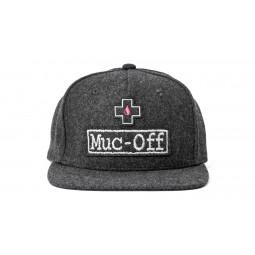 Snap Back Athlete Wool Cap Muc-Off