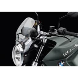 Priehľadný štít R1200R  BMW...