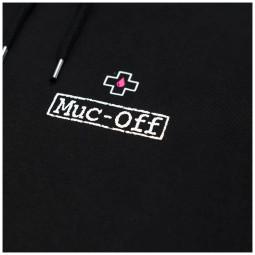 """Mikina Muc-Off čierna Vintage Logo"""" veľ. M"""""""
