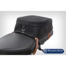 Kožená taška - čierna RnineT