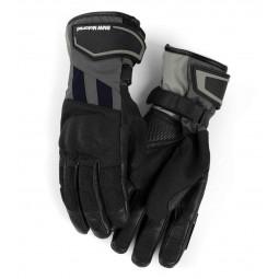 GS Dry rukavice čierno šedé...