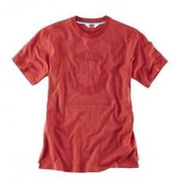LOGO tričko pánske červené
