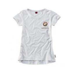 Tričko Logo dámske červené