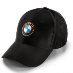 Šiltovka Logo čierna