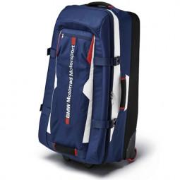 Motosport cestovná taška modrá